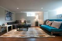 Large Basement Apartment in Trinity Bellwood/Little Italy