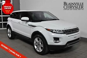 2013 Land Rover Range Rover Evoque Pure-Cuir-Toit panoramique