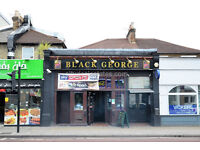 W13: RARE opportunity to lease this spacious three level comercial premises