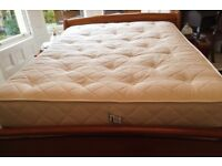 Natural, Chemical-free King Size Mattress