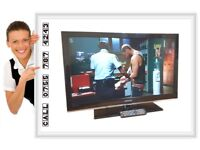 """SAMSUNG 40"""" LCD TV FREEVIEW 1080P"""