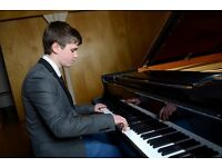 Piano Lessons for all ages and abilities