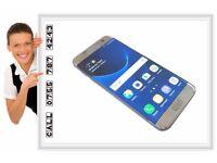 Samsung Galaxy S7 Edge Gold - Dual Sim - Boxed
