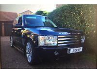 Range Rover Vogue 4.4 V8 Supercharged