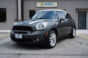 2014 MINI Cooper Countryman ALL4S, PANO ROOF, HEATED SEATS, BLUE