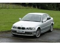 Calling all mechanics - BMW 323CI Coupe 2.5 Silver