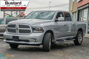 2014 Ram 1500 Sport | TRAILER BRAKE CONTROL | NAV | BACKUP CAM Kitchener / Waterloo Kitchener Area image 7