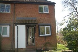 One bed house with riverside frontage, short walk to train station and centre of St Albans