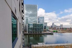 1 bedroom fully furnished apartment in Discovery Docks, Canary Wharf, available for temporary rental