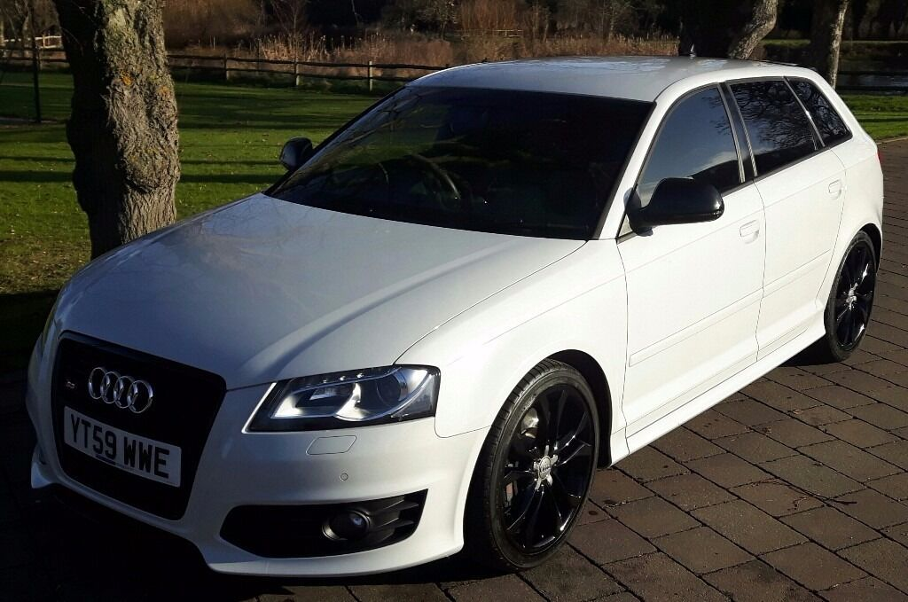 Audi S3 Tfsi Quattro Exceptional Condition Revo Stage 1