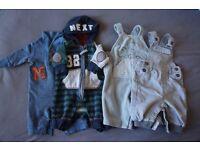 BIG Bundle of baby boys clothes. Age 0-3 month
