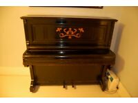 Mackenzie and Co. Piano