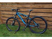 CUBE AMS PRO 120 Large 29er mountain bike