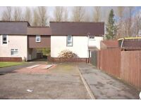 *NEW* 1 Bedroom Fully Furnished Bungalow with Back Garden To Rent - Park Gate , Erskine