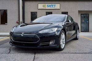 2015 Tesla Model S 85D AUTOPILOT, SUBZERO PKG, AIR SUSPENSION