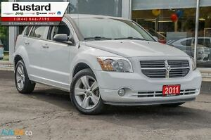 2011 Dodge Caliber UPTOWN | LEATHER | BLUETOOTH