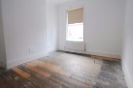 Two Bed S/level top floor flat with Study - carpets to be fitted throughout