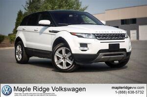 2013 Land Rover Range Rover Evoque Pure Edition