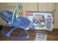 Fisher Price Infand-to-toodler Rocker
