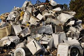 Free scrap metal collection & low cost waste removal