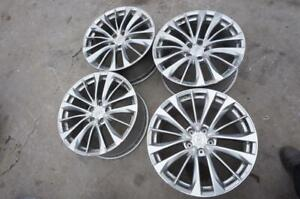 INFINITI G37 Q60 CPE 2009-2015 19 INCH STAGGERED MAGS COMPLETE SET