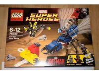 LEGO 76039 ant man final battle BNIB