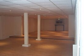 Large 12,000 sq ft, commercial premises to let on the outskirts of walsall town centre
