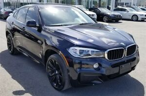 2015 BMW X6 xDrive35i M PKG! M PERFORMANCE POWER PKG!