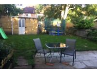 2 bed Flat with Large Garden swap for your 3/4 Bedroom House