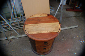 Round table -cabinet