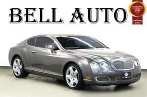 2005 Bentley Continental GT NAVIGATION - ALL WHEEL DRIVE - CHROM