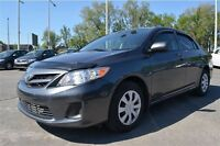 2012 Toyota Corolla CE / / AIR / CRUISE / BLUETOOTH / GR ELECT /