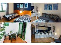 Holiday Rental Lanzarote