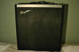 Vintage Kingston guitar amp
