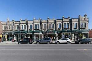 Commercial rental/office space in Westmount