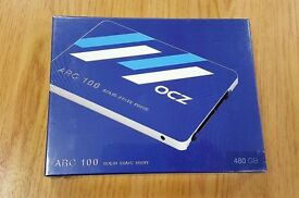 "NEW OCZ SSD ARC 480GB 2.5"" MLC SATA3 ARC100-25SAT3-480G Laptop Solid State Drive"