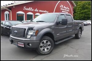 2012 Ford F-150 FX4 Ecoboost Crew Cab 4x4