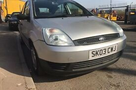 Ford Fiesta 1.2 Great condition cheap insurance