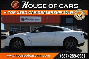 2016 Nissan GT-R Black Edition *$815 Bi Weekly with $0 Down!*