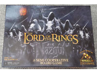 Lord of the Rings Nazgul Heroclix board game