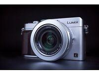 Panasonic Lumix LX100 - 4K video & stills - RAW - Bargain Price