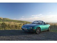 Mx5 immaculate condition