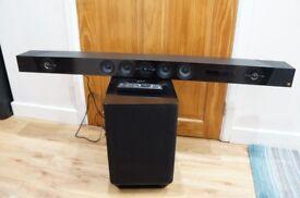 SONY ST5000 7.1 Home Cinema Sound Bar 4K Dolby Atmos