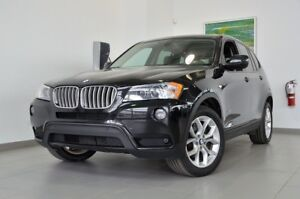 2014 BMW X3 xDrive28i, Toit Ouvrant Panoramique, Camera