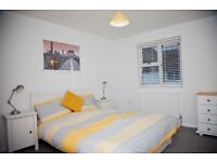 Beautifully refurbished, large 2-bedroom flat in Wivenhoe - new throughout!