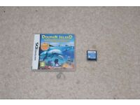 Nintendo DS Dolphin Island game bundle