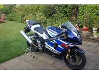 GSXR1000 K3 Excellent well maintained and garaged machine.