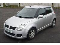 2008 Suzuki Swift 1.5 petrol**full service history**MOT**
