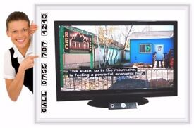 HITACHI 42 INCH LCD TV - 1080P