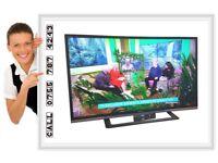 "SHARP 46"" LED TV - FULL HD FREEVIEW 1080P"